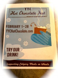YYC Hot Chocolate Fest