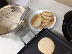 plain pancake recipe