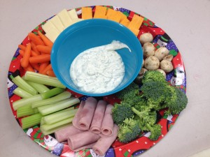 healthy dips for kids