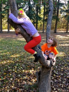 outdoor nature activities for kids