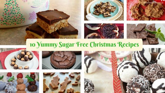 sugar free christmas recipes