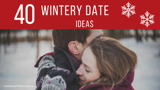 wintery date ideas