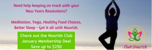 Nourish affiliate