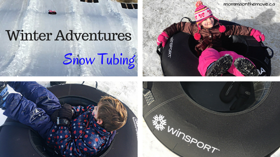 Blog Winter Adventures Snow Tubing